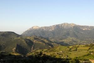 Sardinia last shot – Desulo, il Gennargentu e un prosciutto da urlo !