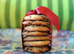 I love cookies ! [e quelli di Chiara mi sono piaciuti un sacco]