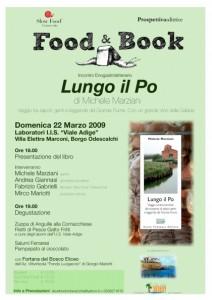 Si (ri)parte … FOOD&BOOK !