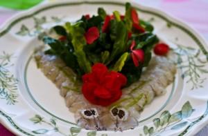 insalatina-di-sparnocchie-spinaci-e-gerani1