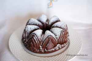 Ciambellone al double chocolate (Ecuador Calceta Quinche 70%)